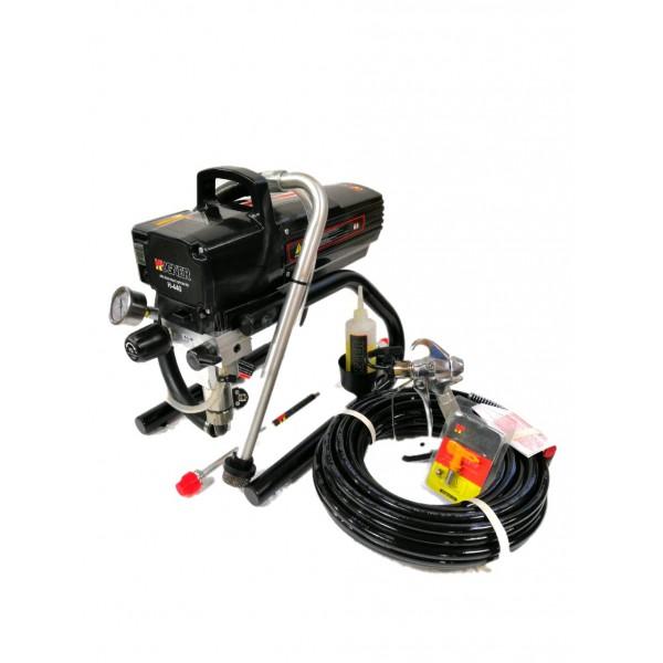Безвоздушный окрасочный аппарат H-440  (механика)