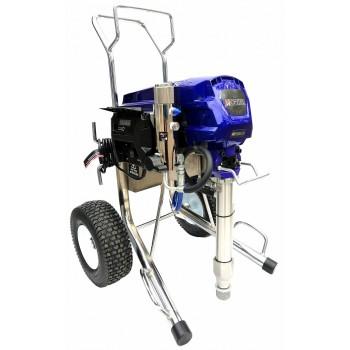 Безвоздушный окрасочный аппарат H-5000  (электронное управление)