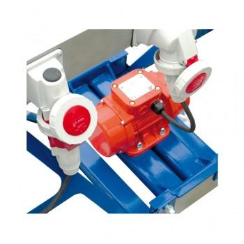 Виброплатформа с двигателем - 0,18 кВт (установка через каждые 2м)