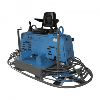 Затирочная машина SZMD-1200H с гидравлическим приводом (ДВС B&S)