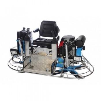 Затирочная машина SZMD-900 с гидравлическим приводом (ДВС Honda GX690)