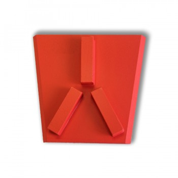 Фреза шлифовальная FRH 3-30 твердая связка для слабого бетона