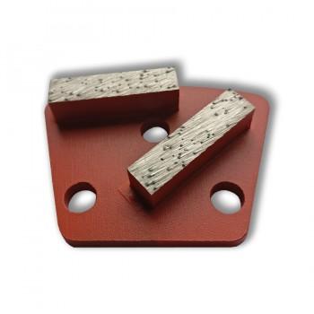 Фреза шлифовальная SRSH 2-30 сверхтвердая связка для мягкого абразивного бетона
