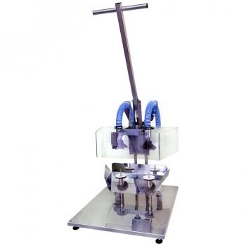 Машина для удаления сердцевины и резки яблока и груши КВ-100