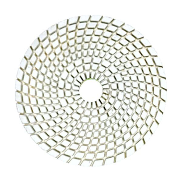 Полировальный пад пластик 800 grit (125*3 мм) мокрая полировка мрамора
