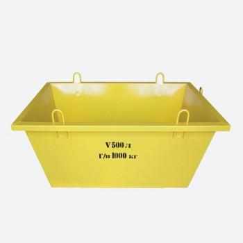 Ящик каменщика ЯК-0,5 м3
