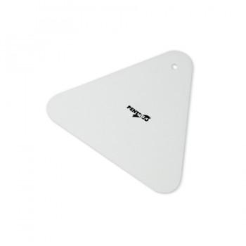 Шпатель пластиковый треугольный Pentrilo 180 мм