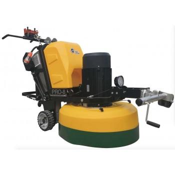 Самоходная шлифовально-полировальная машина GPM-850PRO