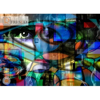 Фреска Renaissance Fresco Abstraction (AG0026)