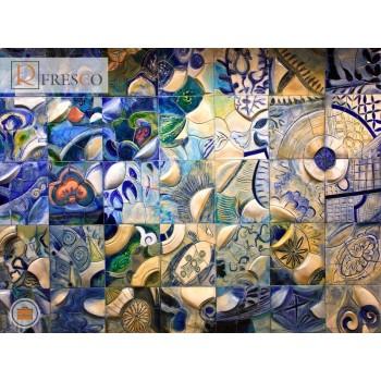 Фреска Renaissance Fresco Abstraction (AG0027)