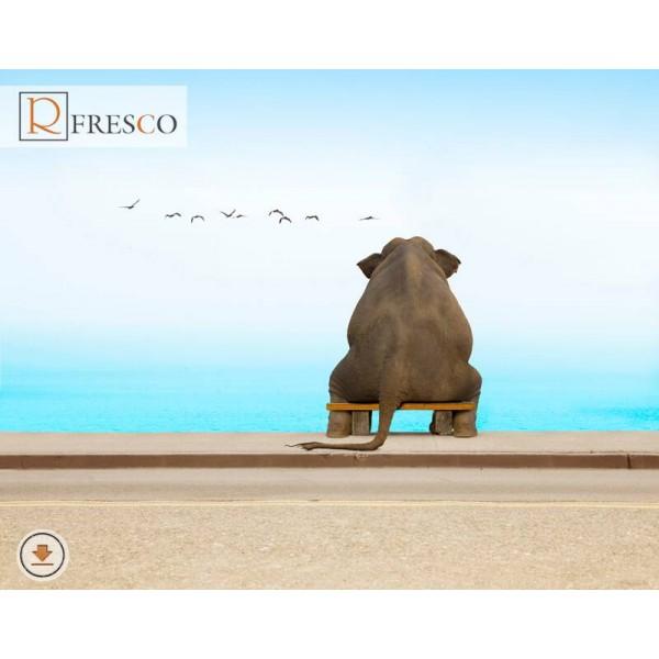 Фото - Декоративные фрески - Фреска Renaissance Fresco Animals (F3000)