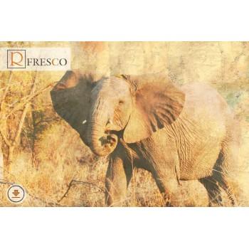 Фреска Renaissance Fresco Animals (F3002)