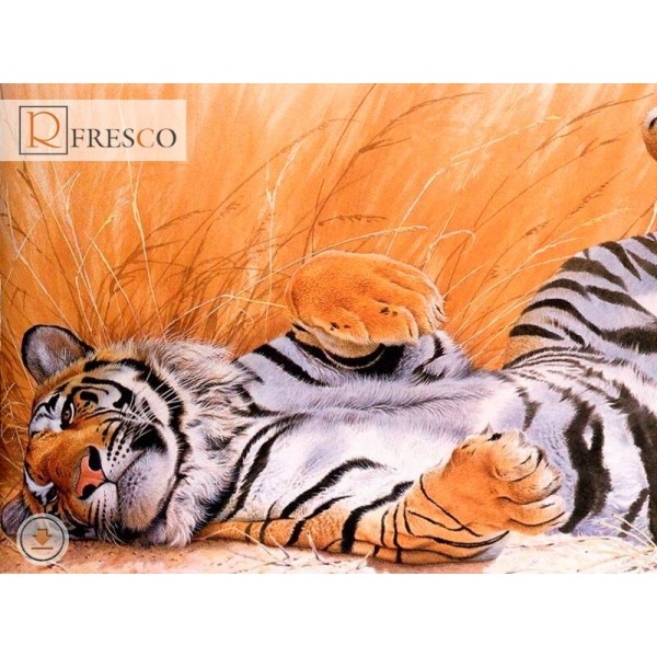 Фреска Renaissance Fresco Animals (F3015)