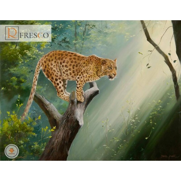 Фреска Renaissance Fresco Animals (F3030)