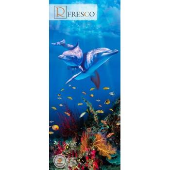 Фреска Renaissance Fresco Animals (F3037)
