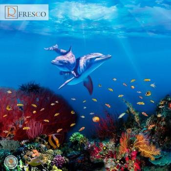 Фреска Renaissance Fresco Animals (F3042)