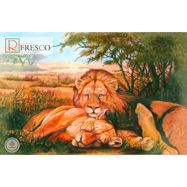 Фреска Renaissance Fresco Animals (F3095)