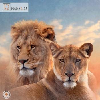 Фреска Renaissance Fresco Animals (f3120)