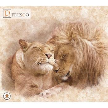 Фреска Renaissance Fresco Animals (f3135)