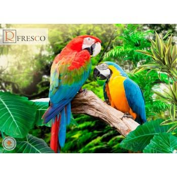 Фреска Renaissance Fresco Animals (f3136)