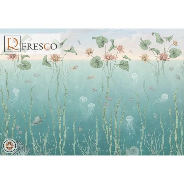 Фреска Renaissance Fresco Aqua (ag0282b)