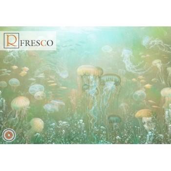 Фреска Renaissance Fresco Aqua (ag0284b)