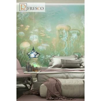 Фреска Renaissance Fresco Aqua (ag0284i)