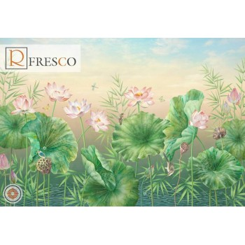 Фреска Renaissance Fresco Aqua (ag0285b)