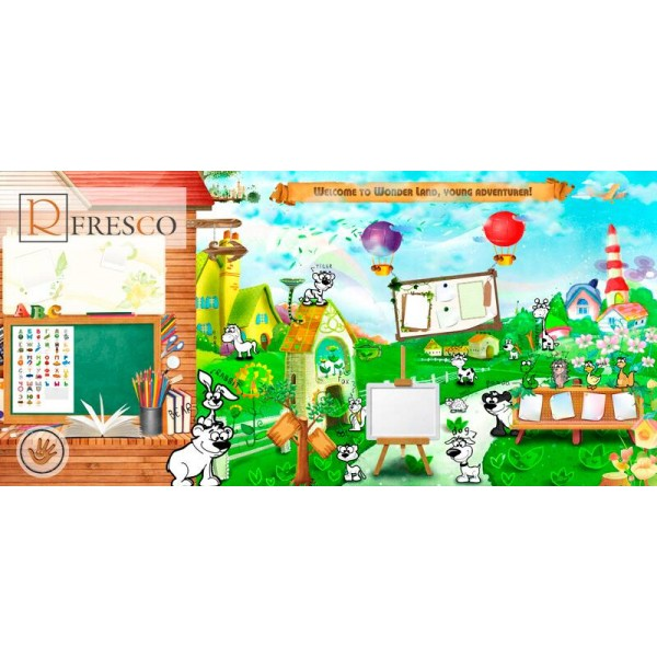 Фреска Renaissance Fresco Baby Picture (P003)