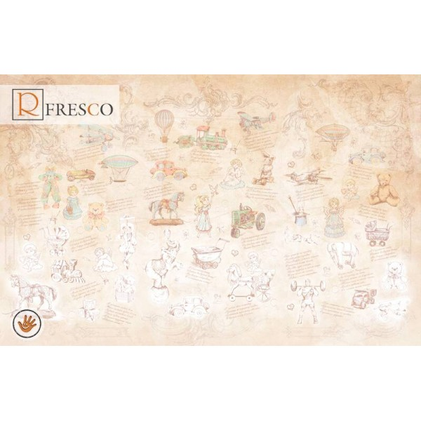 Фреска Renaissance Fresco Baby Picture (P023)