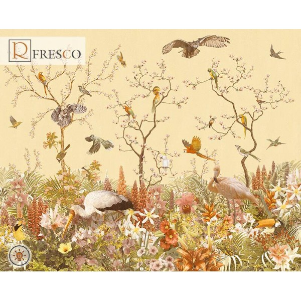Фреска Renaissance Fresco Chinoiserie (ag0222)