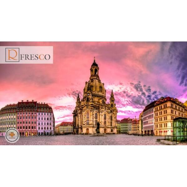 Фреска Renaissance Fresco Cities (F1030)