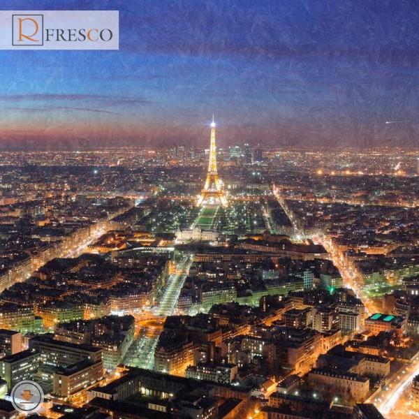 Фреска Renaissance Fresco Cities (F1054)