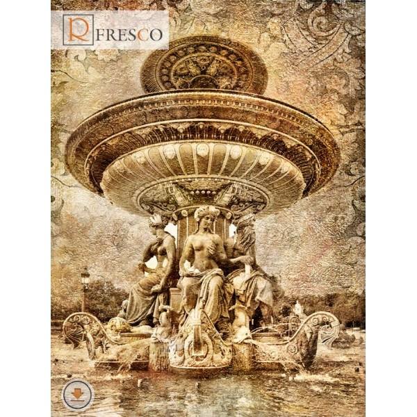 Фреска Renaissance Fresco Cities (F1064)