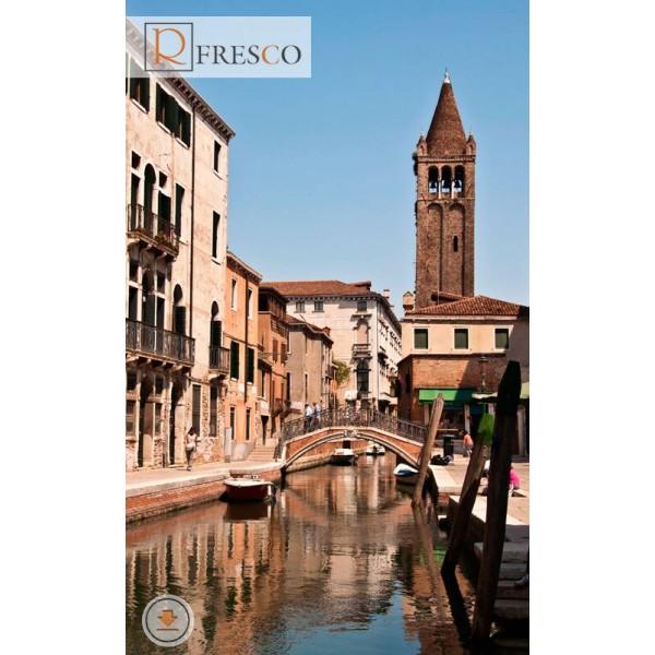 Фреска Renaissance Fresco Cities (F1120)