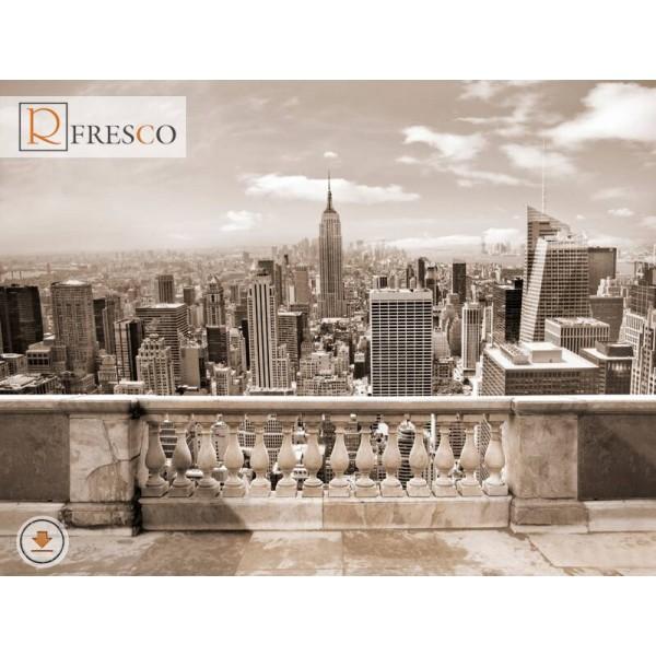 Фреска Renaissance Fresco Cities (F1142)
