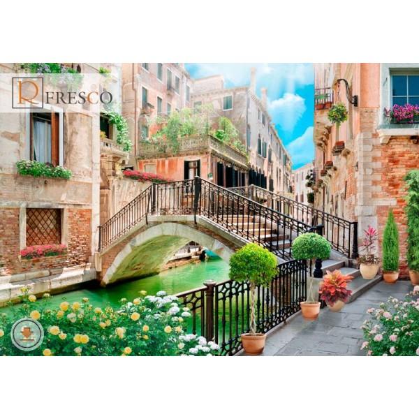 Фреска Renaissance Fresco Cities (F1162)