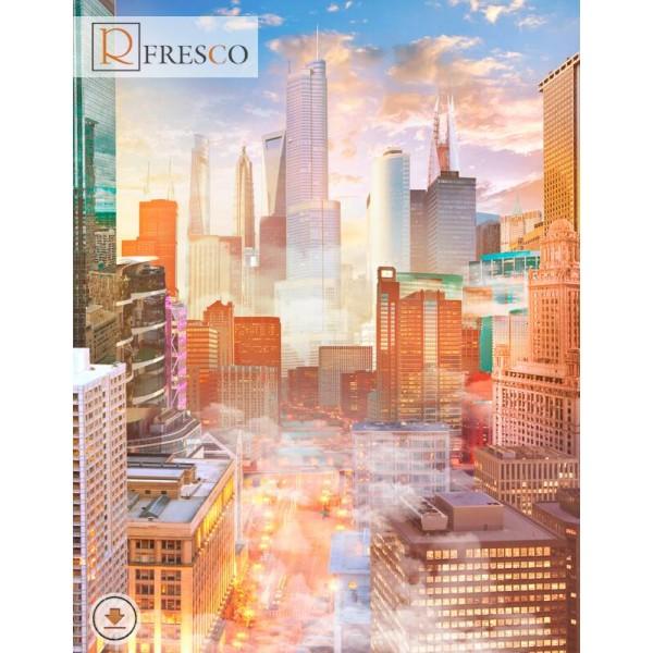 Фреска Renaissance Fresco Cities (F1227)