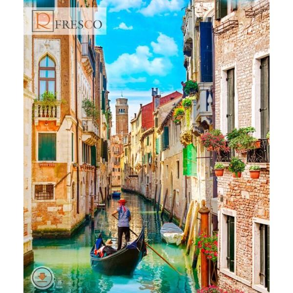 Фреска Renaissance Fresco Cities (F1230)