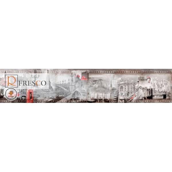 Фреска Renaissance Fresco Cities (f1094)