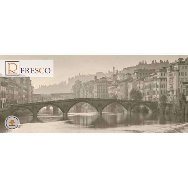 Фреска Renaissance Fresco Cities (f1243)