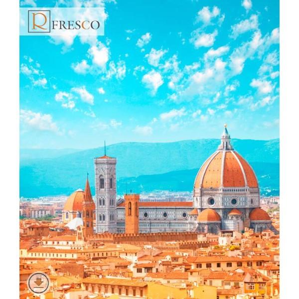 Фреска Renaissance Fresco Cities (f1253)