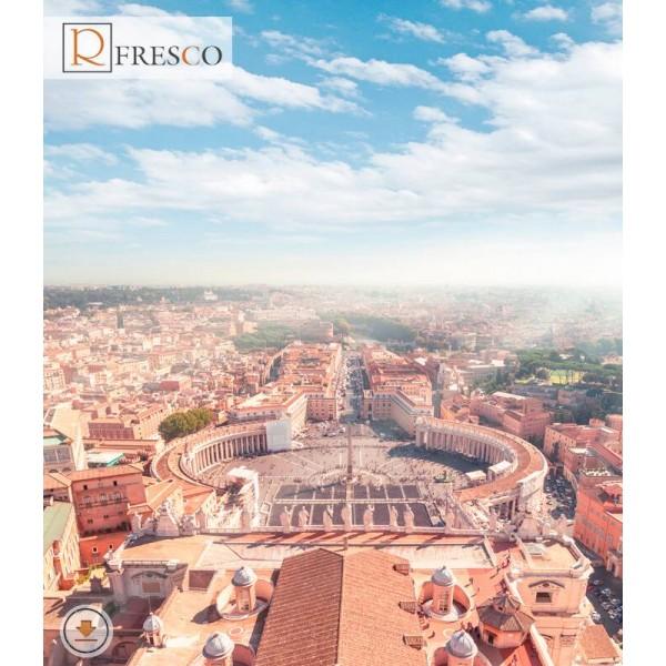 Фреска Renaissance Fresco Cities (f1256)