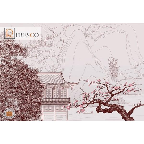 Фреска Renaissance Fresco East (9136)