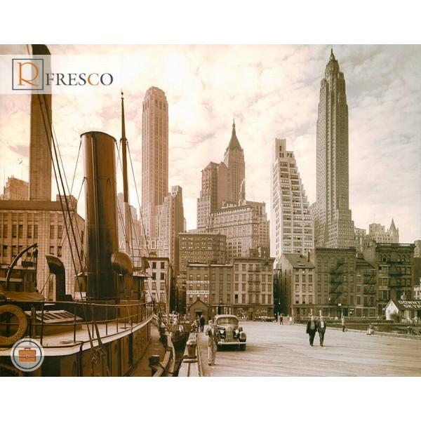 Фреска Renaissance Fresco Landscapes (4059)