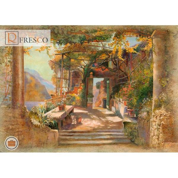 Фреска Renaissance Fresco Landscapes (4152)