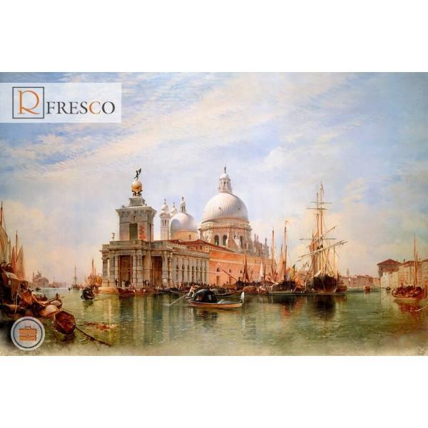 Фреска Renaissance Fresco Landscapes (4166)
