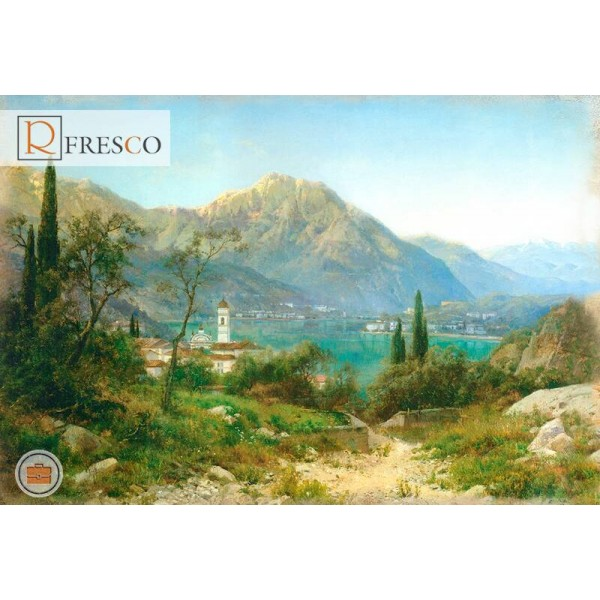Фреска Renaissance Fresco Landscapes (4180)