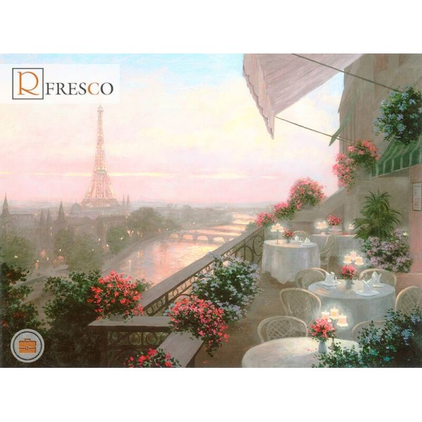 Фреска Renaissance Fresco Landscapes (4206)