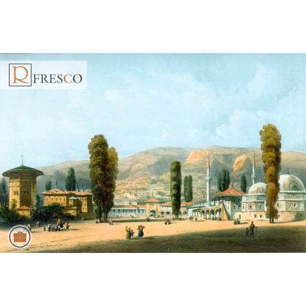 Фреска Renaissance Fresco Landscapes (4248)